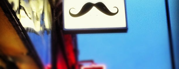 Moustache Bar is one of Things to do in Hackney.
