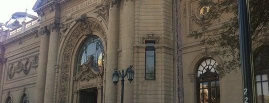 Museo Nacional de Bellas Artes is one of Santiago.