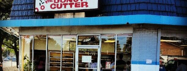 Donut Cutter is one of Michigan Breakfast.