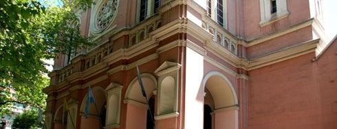 Basílica de San Francisco is one of Cuyo (AR).