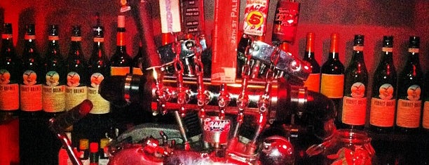 Gasser Lounge is one of Southern California.