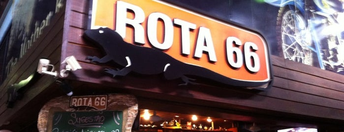 Rota 66 is one of Empresas e Estabelecimentos de Botafogo RJ.