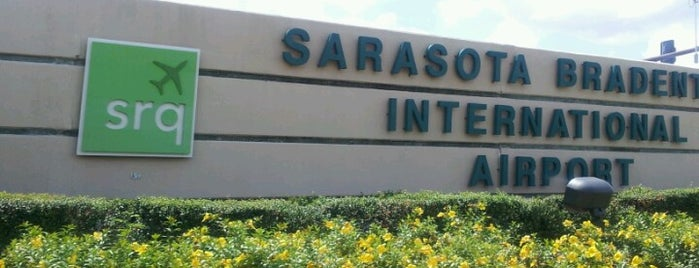 Sarasota-Bradenton International Airport (SRQ) is one of Free WiFi Airports.