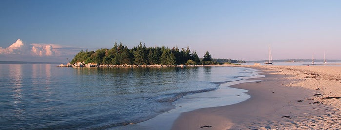 Top 10 Beaches in Nova Scotia