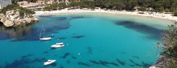 Cala Galdana is one of MENORCA AGOSTO 12.