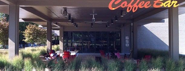 Dancing Goats Coffee Bar is one of Atlanta.