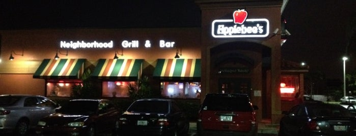 Applebee's Grill + Bar is one of Lukas' South FL Food List!.