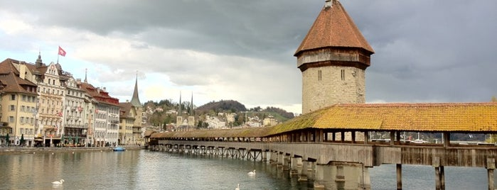 Lucerne is one of Discover Lucerne.