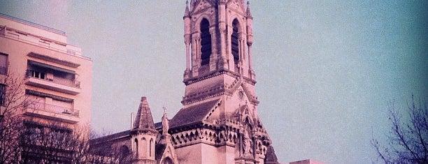 Église Sainte-Perpétue et Sainte-Félicité is one of Escapade à Nîmes.