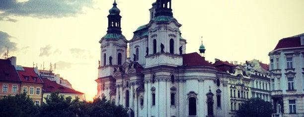 Kostel sv. Mikuláše is one of Praga 3 Dias.