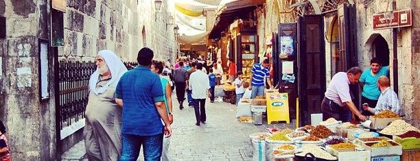 Aleppo Citadel is one of UNESCO World Heritage Sites.