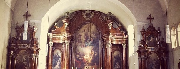 Kapuzinerkirche is one of My Wien.