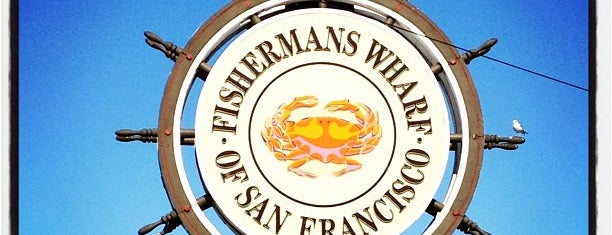 Fisherman's Wharf is one of USA Trip 2013 - The West.