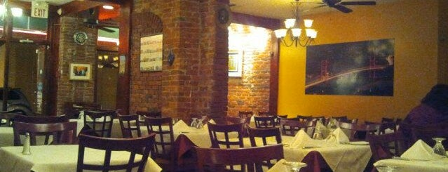 Istanbul Restaurant & Lounge is one of Favorite Philly Food.