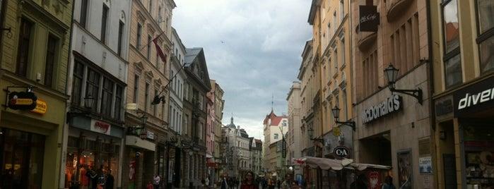 Ulica Szeroka is one of Torun Audio Guide.