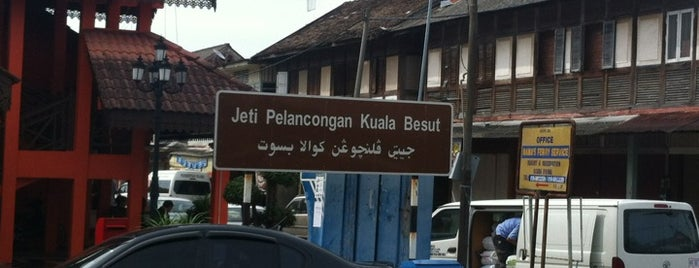 Jeti Kuala Besut (Jetty) is one of Best places in Terengganu, Malaysia.