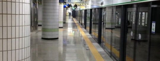 Dorimcheon Stn. is one of Subway Stations in Seoul(line1~4 & DX).