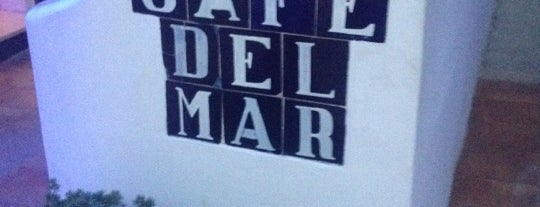 Cafe Del Mar is one of P.A.T.T. (Party All The Time) !!.