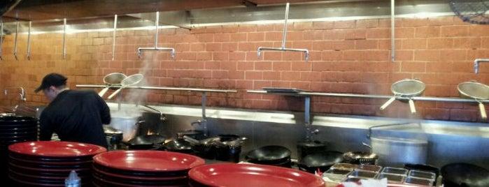 Pei Wei is one of Dallas Restaurants List#1.