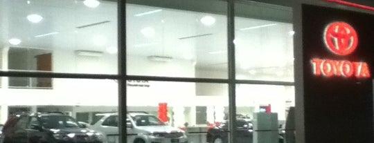 Santa Emília Toyota is one of Dealers.