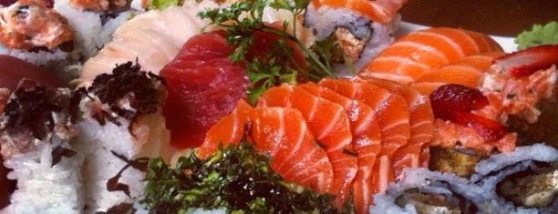 Santōsushi is one of Restaurante Japonês.