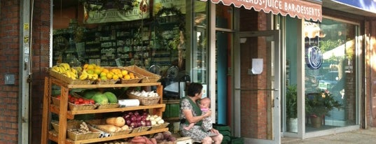 Fresh Start Organic Health Food Market and Eatery is one of Ethical & Sustainable Local Businesses.
