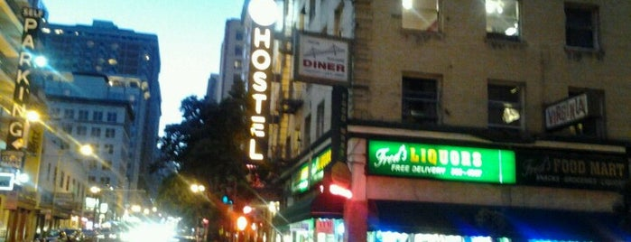Hostelling International is one of San Francisco.