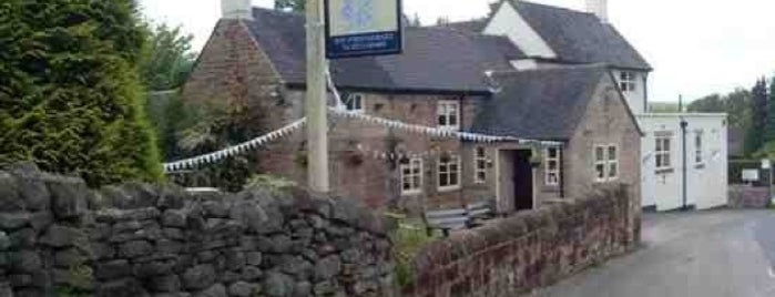 Bluebell Inn is one of Real Ale Pubs in Derbyshire.