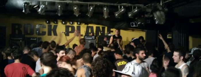 Rock Planet is one of Where to party in Rimini.