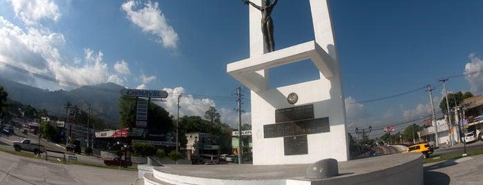 Monumento a La Constitución is one of San Salvador #4sqCities.