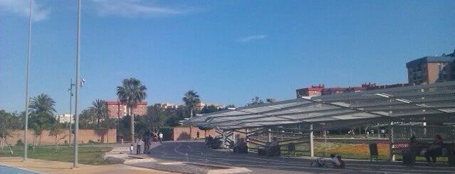 Parque del Oeste is one of Parques de Málaga.