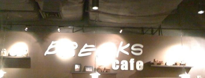 Breeks Cafe is one of Top 10 favorites places in Medan, Indonesia.