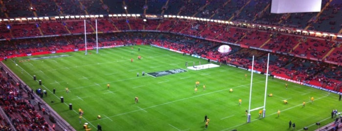 Principality Stadium is one of Sporting Venues~Part 2....