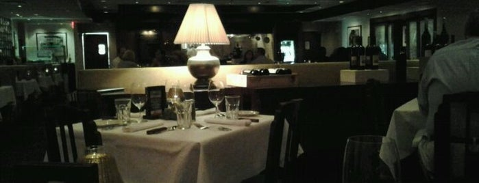 Morton's The Steakhouse is one of New Places to Eat.