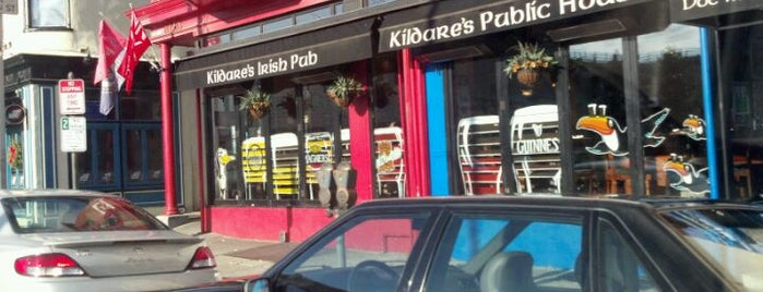 Kildare's Irish Pub is one of Pub Partners to watch Union matches.