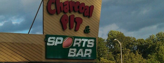 Charcoal Pit is one of Been there / &0r Go there.