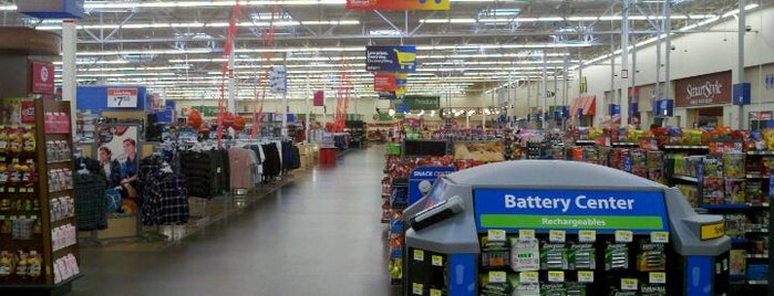 Walmart Supercenter is one of Top 10 places to try this season.