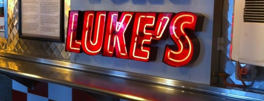 Tony Luke's is one of Philadelphia.