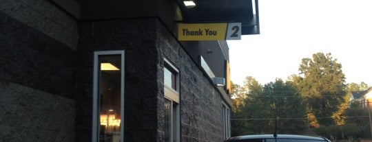 McDonald's is one of Must-visit Food in Milledgeville.
