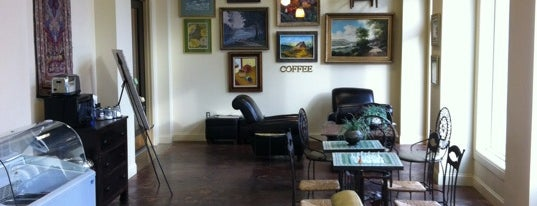 The Coffee Roastery is one of Croutons.