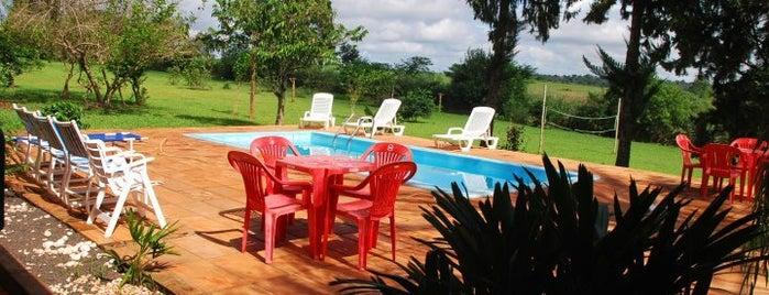 Hostel La Natura is one of Foz do Iguaçu.