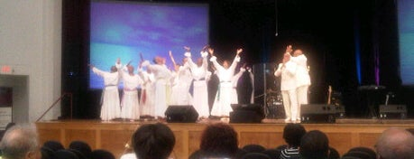 Impact Church [Brown Middle School] is one of Top 10 favorites places in Atlanta, GA.