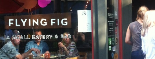 Flying Fig is one of Enjoy Cleveland.