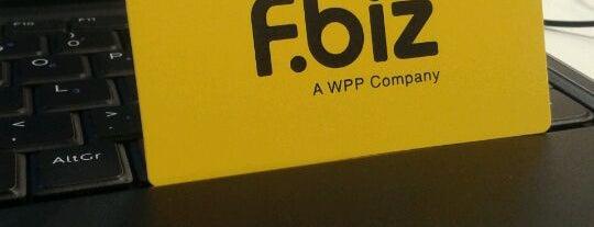 F.biz is one of Agências de Publicidade.