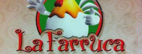 Galeteria La Farruca is one of 20 favorite restaurants.