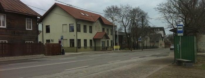 HIIU Lounge is one of The Barman's bars in Tallinn.