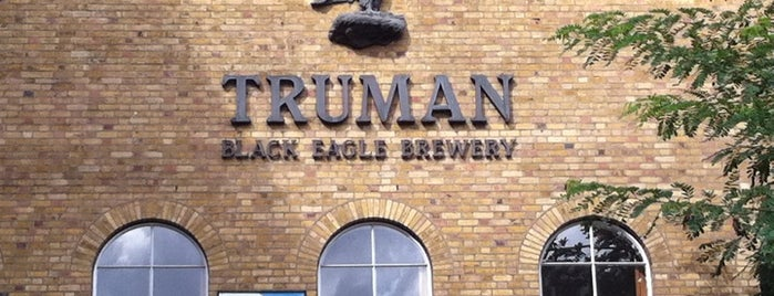 The Old Truman Brewery is one of London.