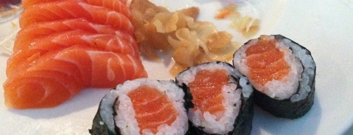 Sushi Carioca is one of Guia Rio Sushi by Hamond.
