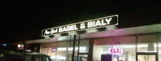 New York Bagel & Bialy is one of Chicago Favorites.