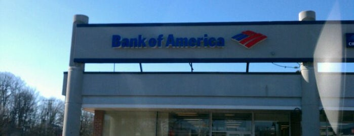 Bank of America is one of Errands needs that are to be done.